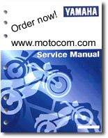 Yamaha UTV Repair Manual