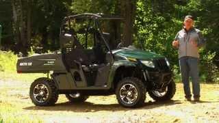 2013 Arctic Cat Prowler HD-X 700 Test Ride