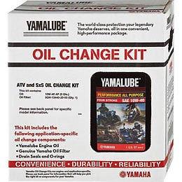 Yamaha Rhino  Oil Change Kit