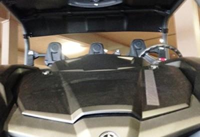 Yamaha Viking Seat Adjustment
