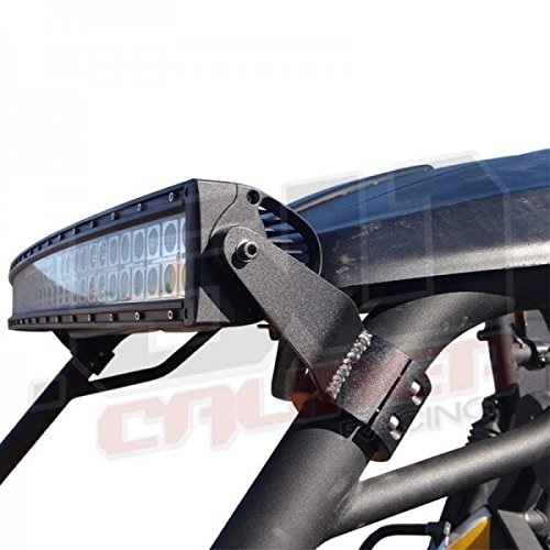 Clamp On Roll Cage Light Bar Brackets For Yamaha Viking