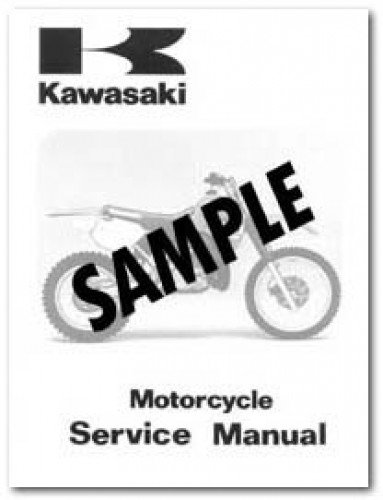 Kawasaki UTV Repair Manual
