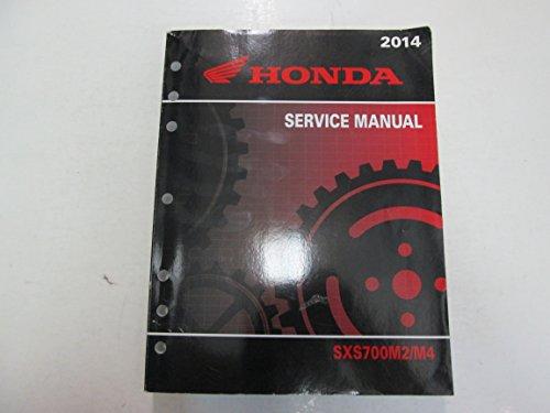 Honda UTV Repair Manual