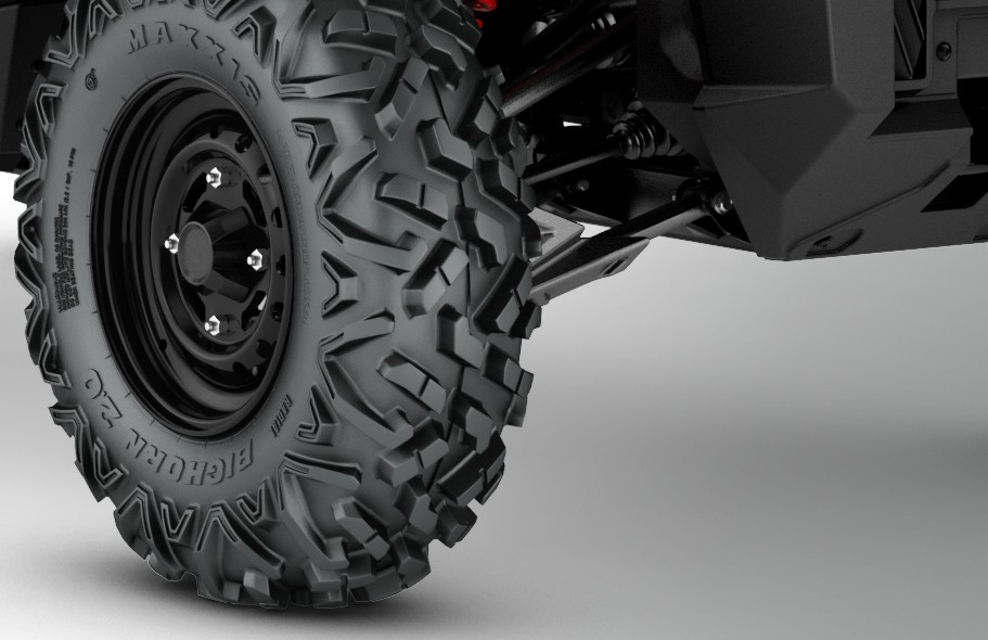 Can-Am Commander UTV-tires