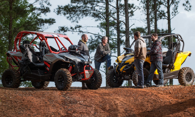 can-am Maverick Lifestyle