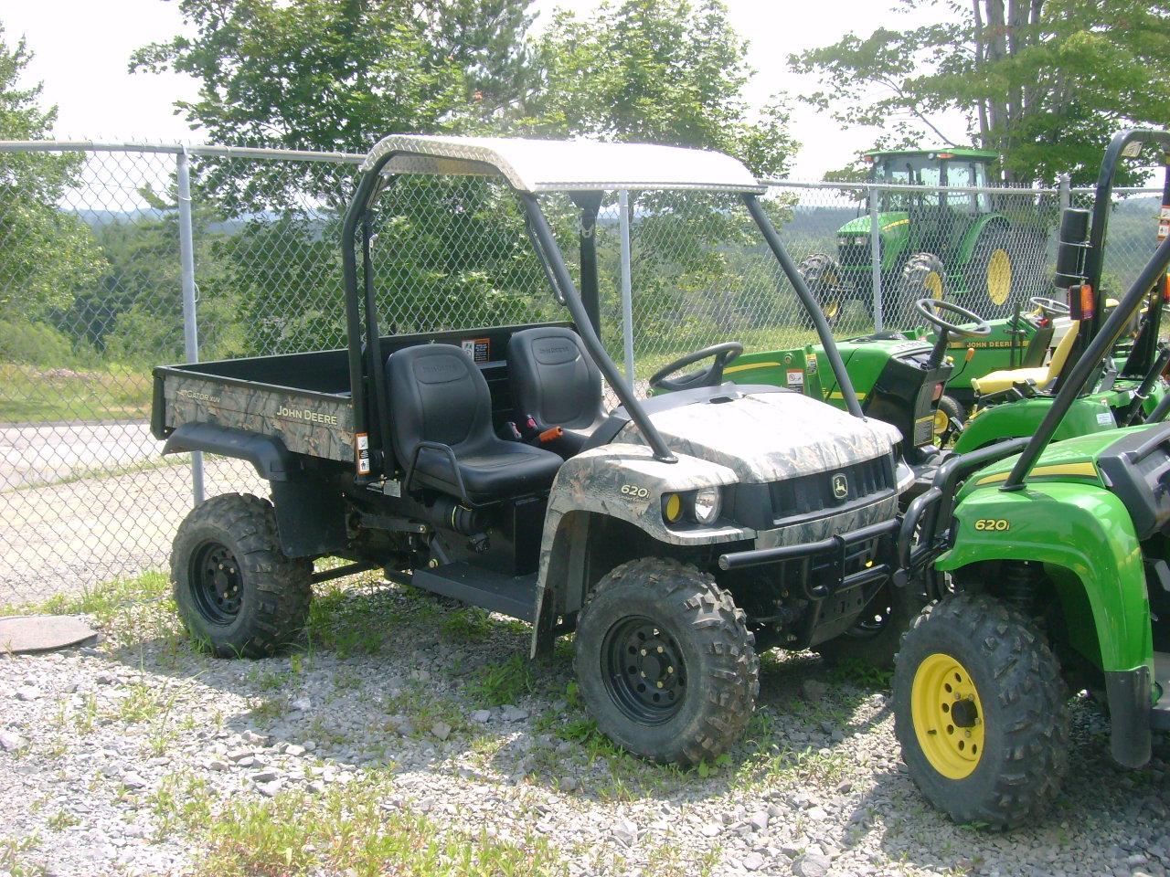 Il John Deere Gator Tx Utv Outpost Utv Side By Side